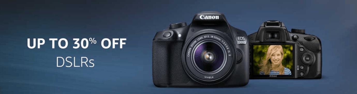 Top 10 Best DSLR Cameras