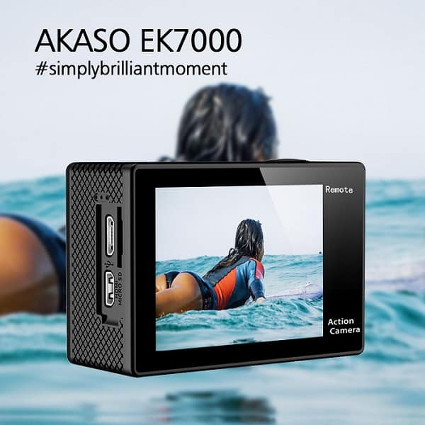 AKASO EK7000 Waterproof Camera
