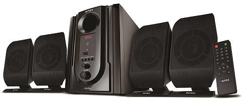 Intex IT-301 N FMU OS Multimedia Speaker