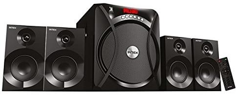 Intex IT-Rider 4.1 Channel Speakers