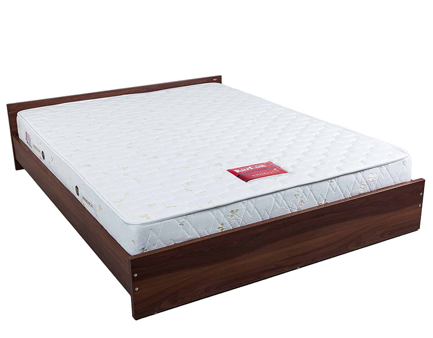 Kurl-on Angelica 6-inch Queen Size Spring Mattress