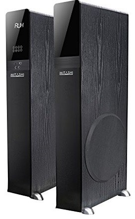 Mitashi TWR 860 BT 2.0 Channel Tower Speaker