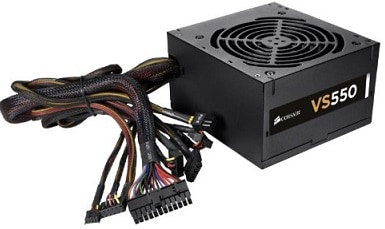 PSU Corsair VS550 550 Watt