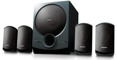 Sony SA-D10 4.1 Channel Multimedia Speaker