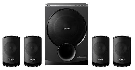 Sony SA-D100 Multimedia Speaker 4.1 System
