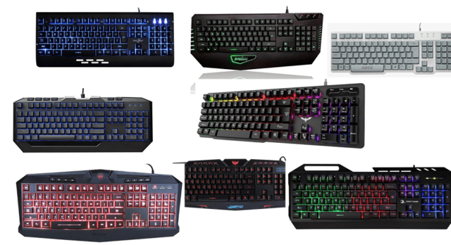 Top 10 Best Gaming Keyboards Around Rs. 2000 in India