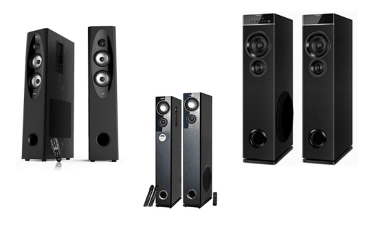 Top 10 Best Tower Speakers