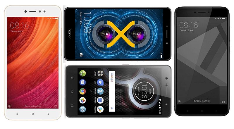 381f8a47d6d Top 5 Best Smartphones Under Rs. 10