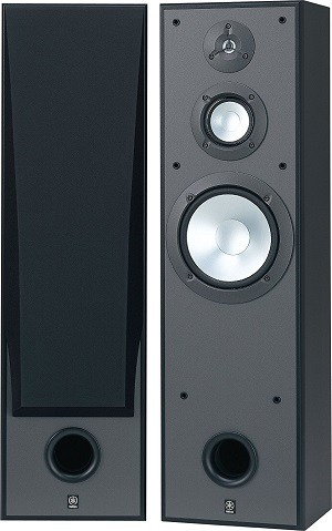 Yamaha Tower Speaker System Ns-8390
