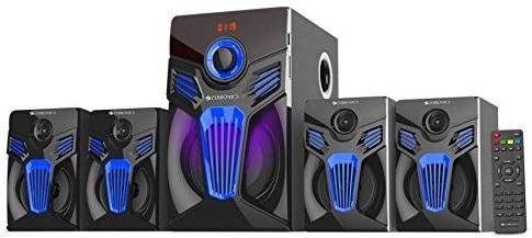 Zebronics Fantasy-BT-RUCF 4.1 Speaker