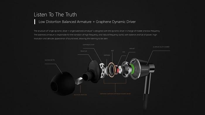 1more dual driver headphones built