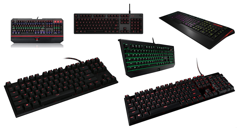 10 Best Mechanical Gaming Keyboards Under Rs  10,000 (2019