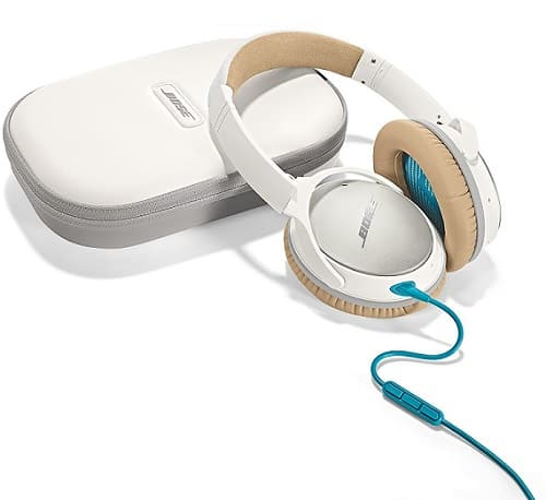 Bose QuietComfort 25 Acoustic headphones
