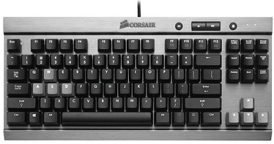 Corsair CH-9000040-NA Vengeance K65 Compact Mechanical Gaming Keyboard