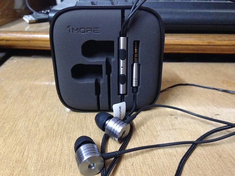 How Good Are 1MORE Piston Classic In-Ear Headphones With Mic