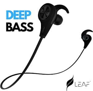 Leaf Ear Wireless Bluetooth Earphones