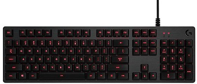 Logitech G413 Backlit Mechanical Gaming Keyboard