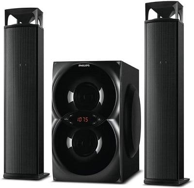 Philips IN MMS420094 Soundbar