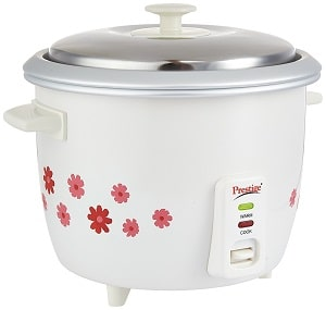 Prestige PRWO 1.8-2 700-Watt Electric Rice Cooker
