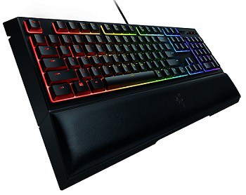 Razer Ornata Chroma - Revolutionary Mecha-Membrane Gaming Keyboard