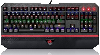 Redragon Anala K558 Mechanical Gaming Keyboard