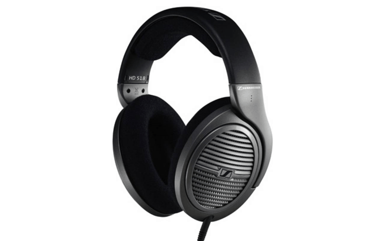 Sennheiser HD 518 Offers Ideal Sound For Ideal Price in India