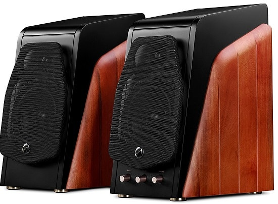 Swans M200MKIII Speakers