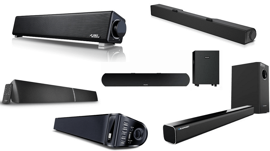 Top 10 Best Budget Wireless Sound Bars For 2018 In India