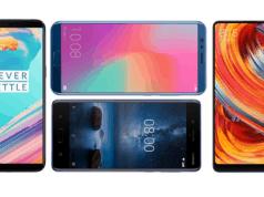 Top 5 Best Flagships Killer Smartphones (Early 2018)