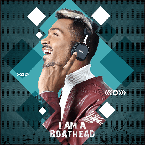 boAt earphones ropes in All-round cricketer Hardik Pandya