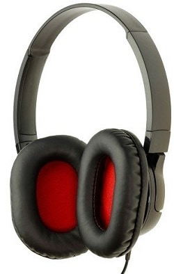 Audio-Technica ATH-AX1iSBK Over-Ear Headphones Review