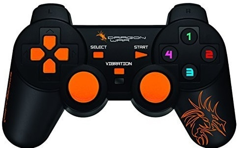 Dragonwar Shock Ultimate Gamepad