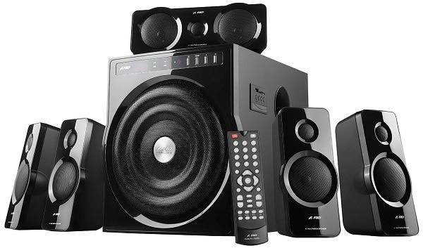 F&D F6000 U 5.1 Channel Multimedia Speakers