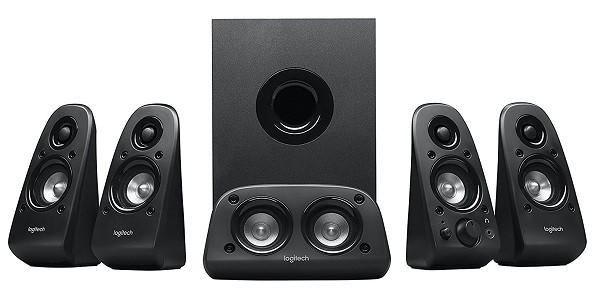 Logitech 980-000430 Home Theater System