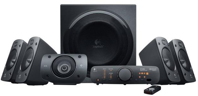 Logitech Z906 Surround Sound Speaker System