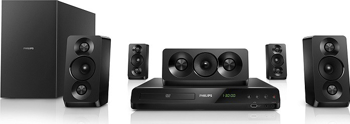Philips HTD552094 Home theatre