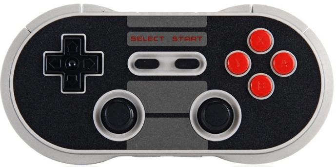 Sudroid Classic NES Gamepad
