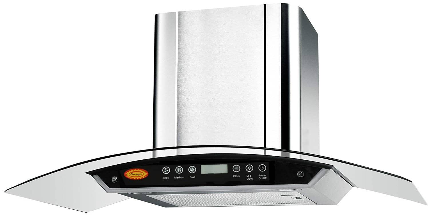 Surya xifo TD-1400 M3 Kitchen Chimney