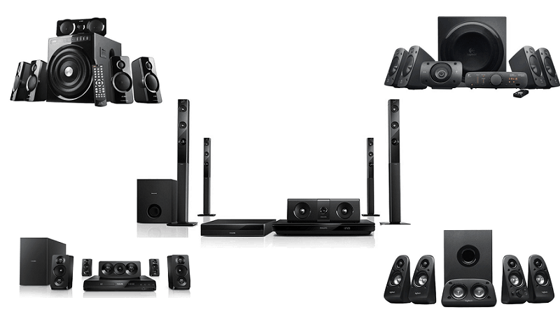 28a2faecb Top 10 Best Sounding Home Theaters Under Rs. 30