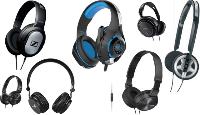Top 10 Over-Ear Headphones Under Rs. 1000 in India