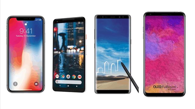 Top 5 Best Flagship Smartphones To Buy Online in India
