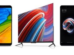 Xiaomi Announces Redmi Note 5 & Mi TV 4