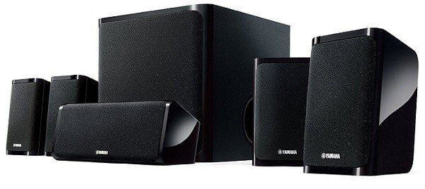 Yamaha Speaker Package Ns-P40