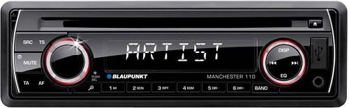 Blaupunkt Manchester 110 - CD, USB,Car Stereo Car Stereo