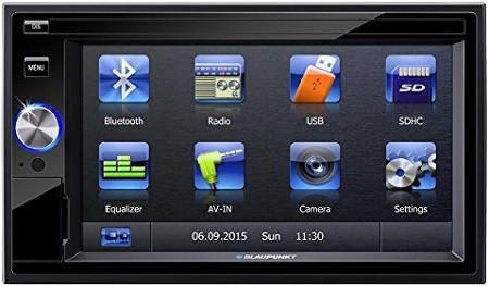 Blaupunkt San Marino 330 6.2 inch Touchscreen