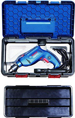 Bosch Freedom Kit GSB 550-Watt Impact Drill Kit
