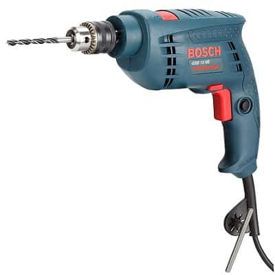 Bosch GSB 10 RE Professional Tool Kit Drill