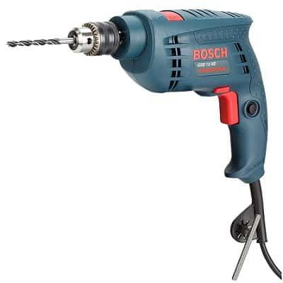 Bosch GSB 10 RE Professional Tool Kit Drill