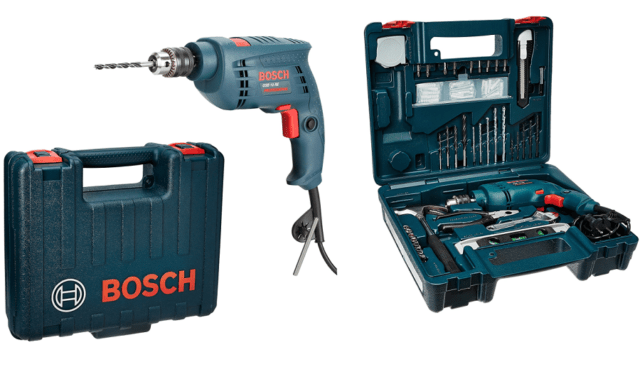 Bosch GSB 10 RE Professional Tool Kit Review