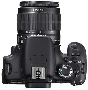 Canon EOS 600D 18MP Digital SLR Camera Body